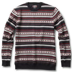 FOURSTAR - Gonz Fair Isle Sweater (MEDIUM)